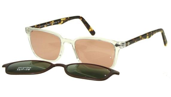 Polarised migraine glasses