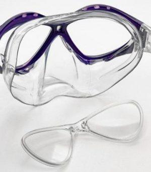 prescription snorkeling mask